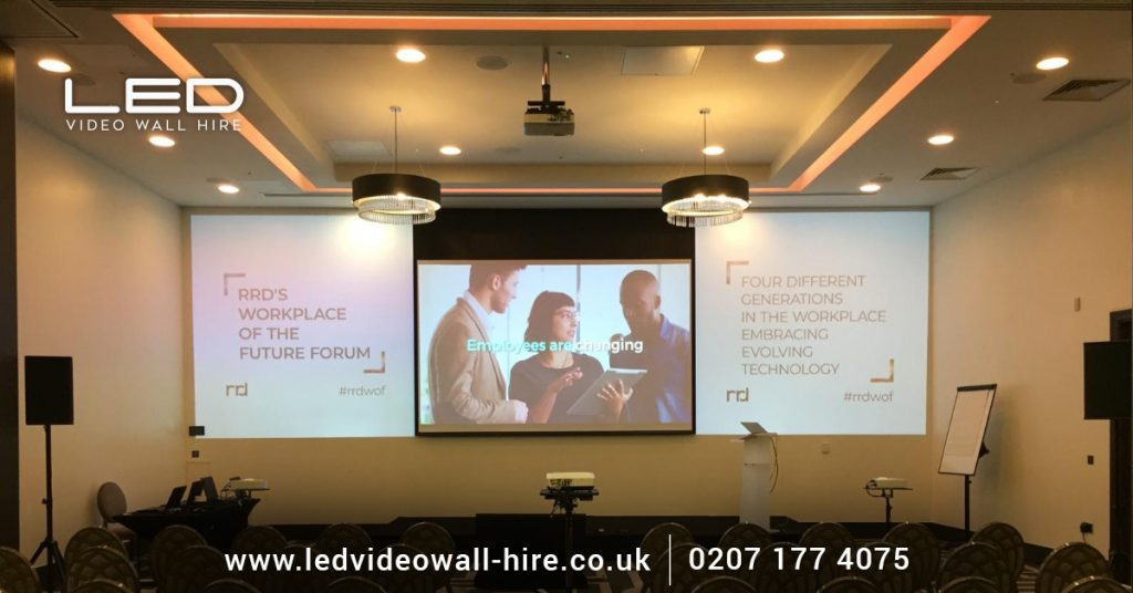 What Benefits Could Be Taken Through Led Video Wall?