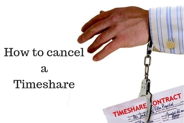 Effective ways to get out of a timeshare contract